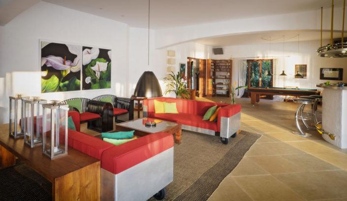 Living Room Bougainvillea Retreat Kandy