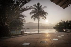 Sunrise at Bougainvillea Retreat Kandy