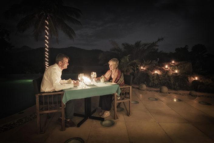 Al Fresco Dining Bougainvillea Retreat Kandy